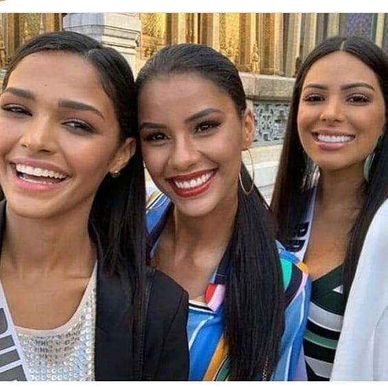 mayra dias, top 20 de miss universe 2018/primeira finalista de rainha hispanoamericana 2016. - Página 40 Ksbgdi10