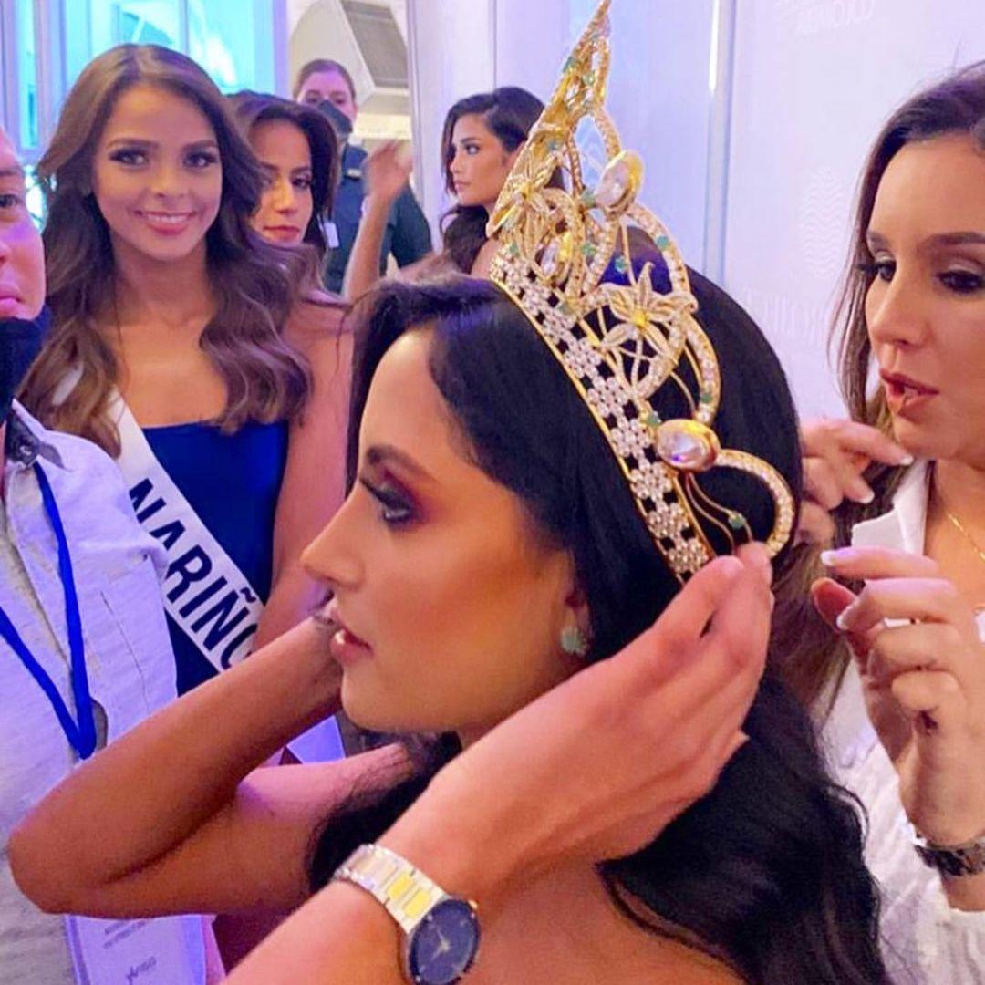 juliana franco, top 16 de miss colombia universo 2020/miss earth water 2017. - Página 23 Larein12