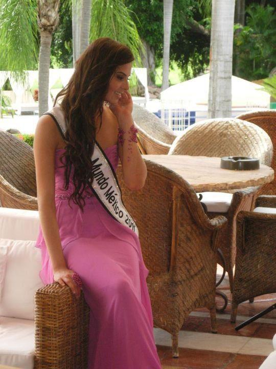 mariana berumen, top 36 de miss model of the world 2018/top 15 de miss world 2012 - Página 5 Lo57310