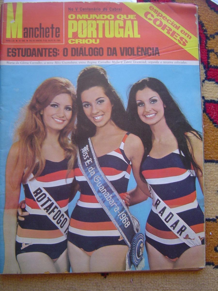 ♥♥ * *♥♥¸.· Maria da Gloria Carvalho, Miss International 1968. ♥♥ * *♥♥¸.·   - Página 2 Manche12
