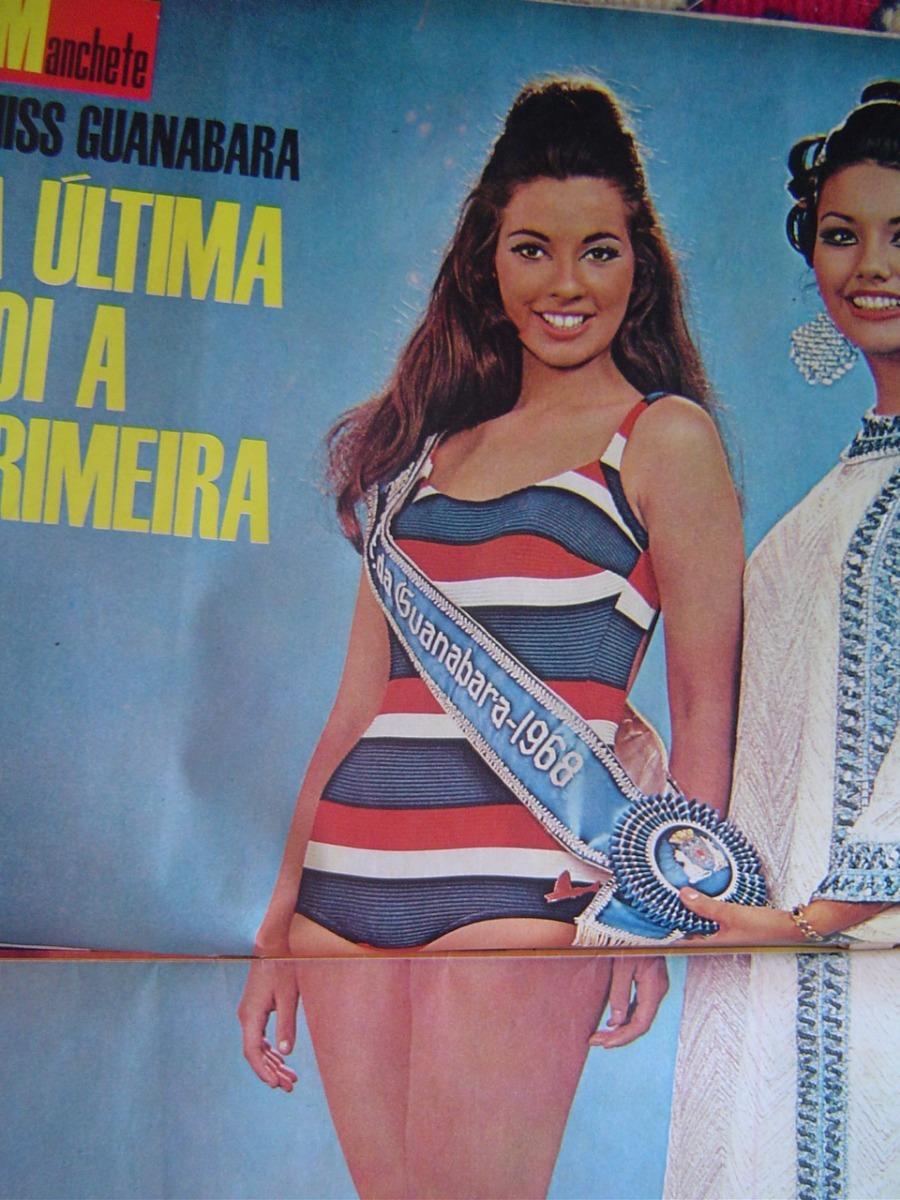 ♥♥ * *♥♥¸.· Maria da Gloria Carvalho, Miss International 1968. ♥♥ * *♥♥¸.·   - Página 2 Manche13