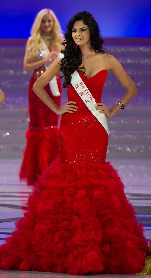 mariana berumen, top 36 de miss model of the world 2018/top 15 de miss world 2012 Marian11