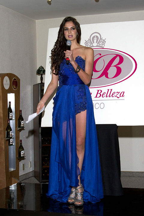 mariana berumen, top 36 de miss model of the world 2018/top 15 de miss world 2012 - Página 6 Marian13