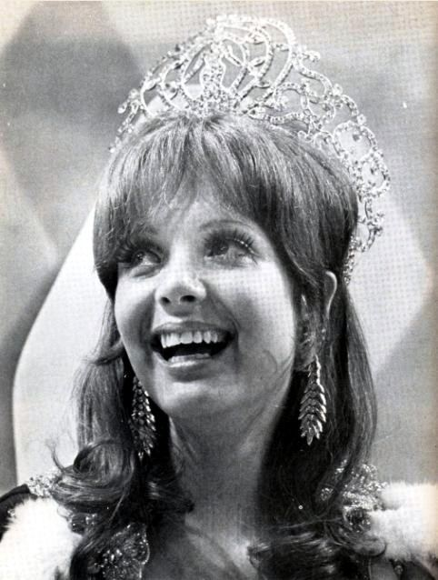 marisol malaret, miss universe 1970. Mariso10