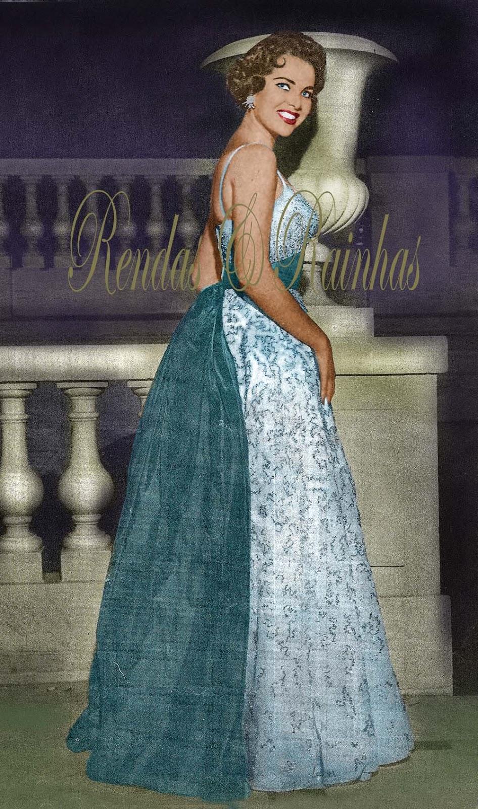 martha rocha, top 2 de miss universe 1954. primeira brasileira a participar de miss universe.†  - Página 4 Martha19