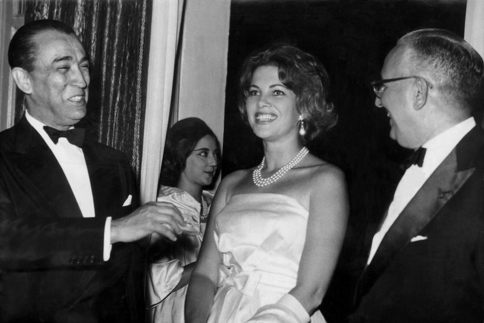 martha rocha, top 2 de miss universe 1954. primeira brasileira a participar de miss universe.†  - Página 4 Martha20