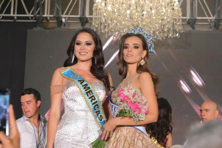 andrea meza, mexicana universal 2020/1st runner-up de miss world 2017. - Página 41 Mex10