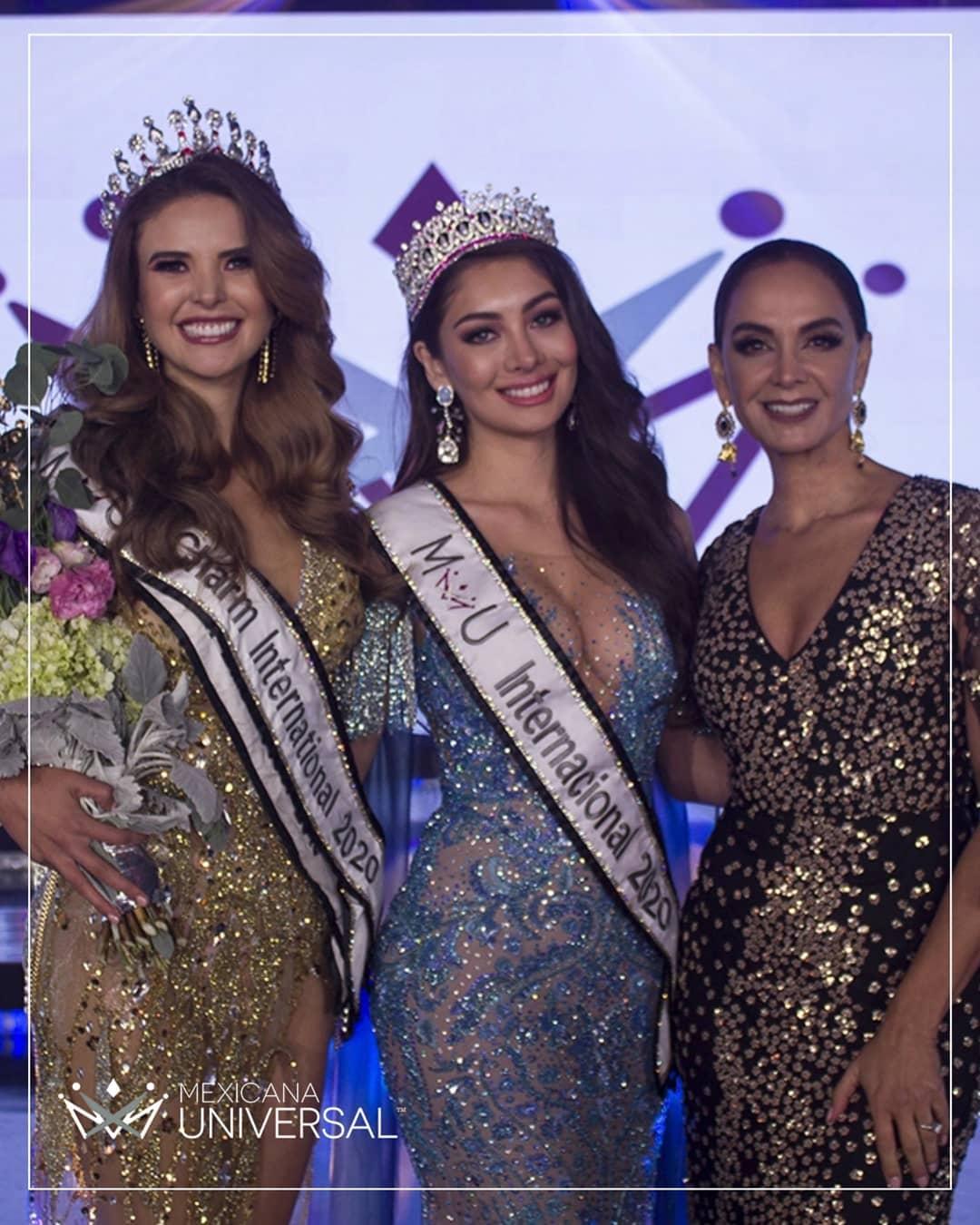 ana karen bustos gonzales, miss charm mexico 2020/miss earth mexico 2017. - Página 27 Mexica20