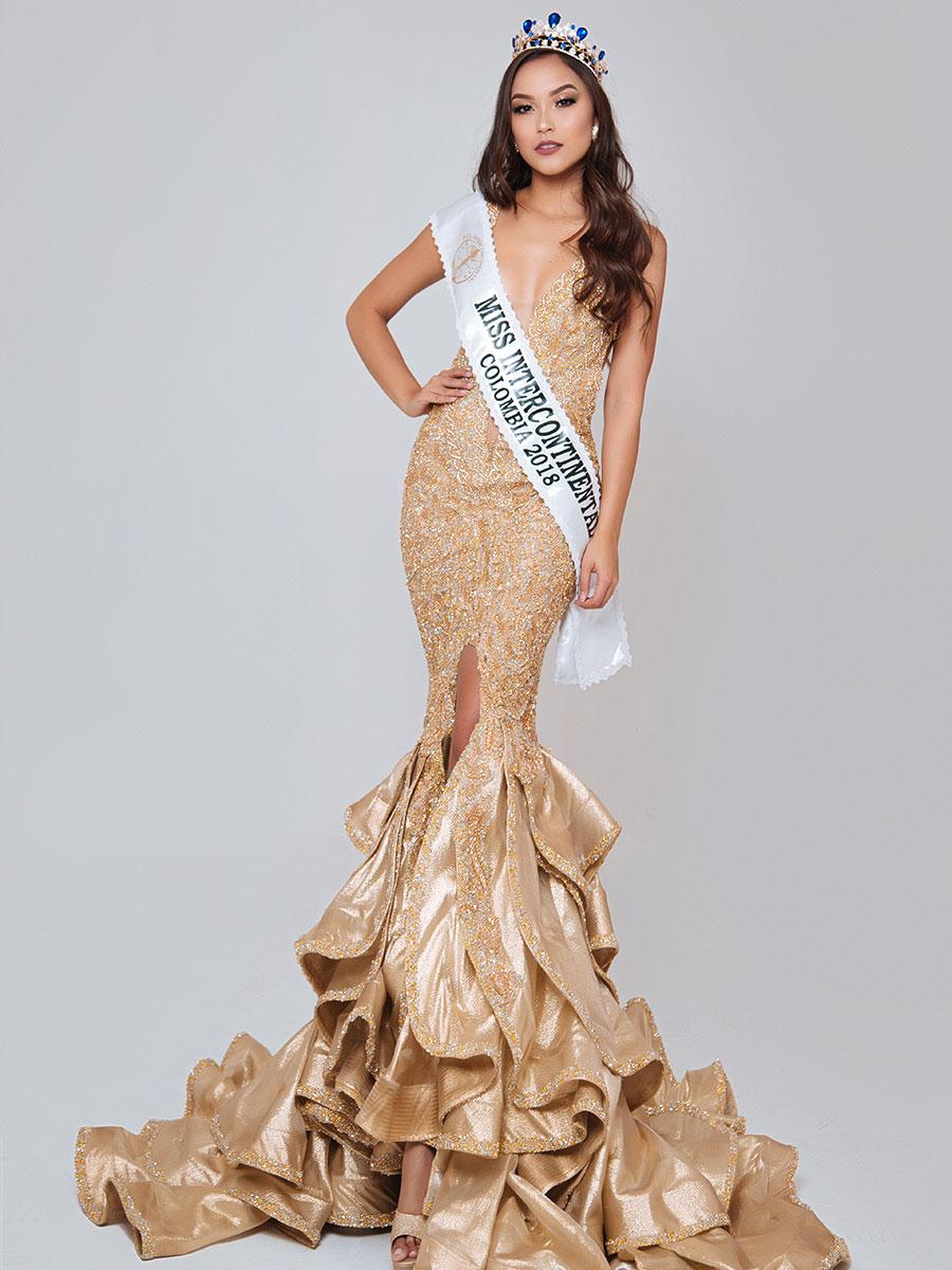 hillary hollman, 3rd runner-up de miss intercontinental 2018-2019. Miss-i10