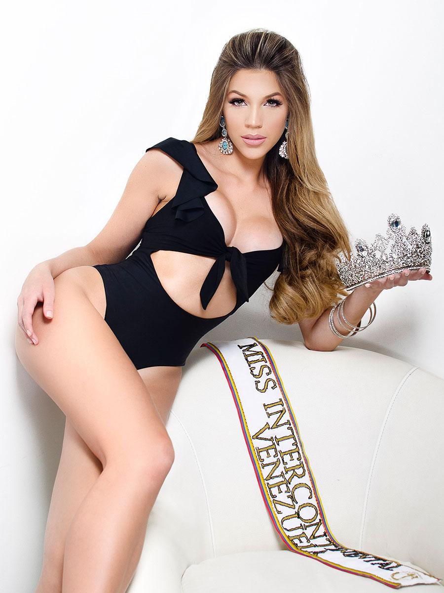 gina bitorzoli, miss intercontinental venezuela 2018-2019. Miss-i21