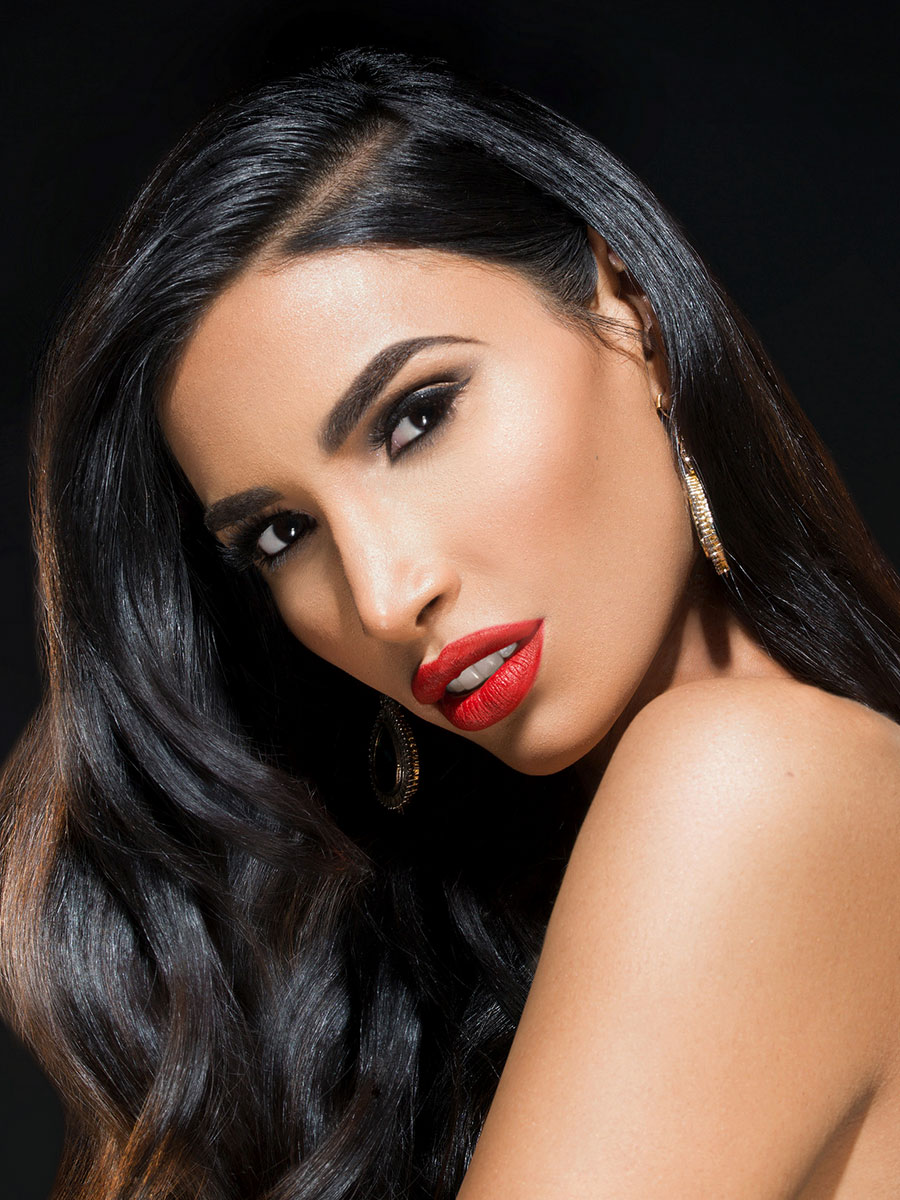 marianny egurrola, top 20 de miss intercontinental 2018-2019. Miss-i30