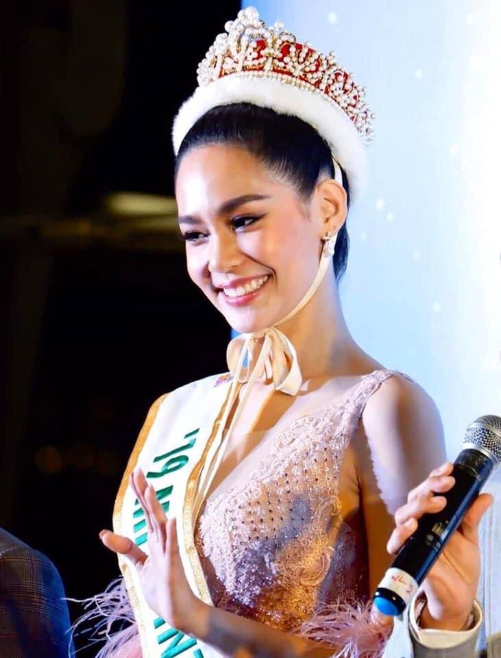 sireethorn leearamwat, miss international 2019. Miss-i41
