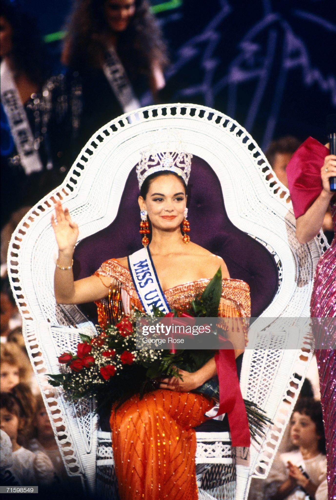 lupita jones, miss universe 1991. - Página 2 Miss-m13