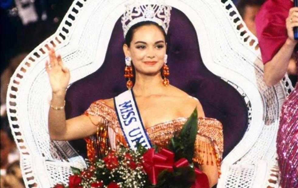 lupita jones, miss universe 1991. Miss-u12