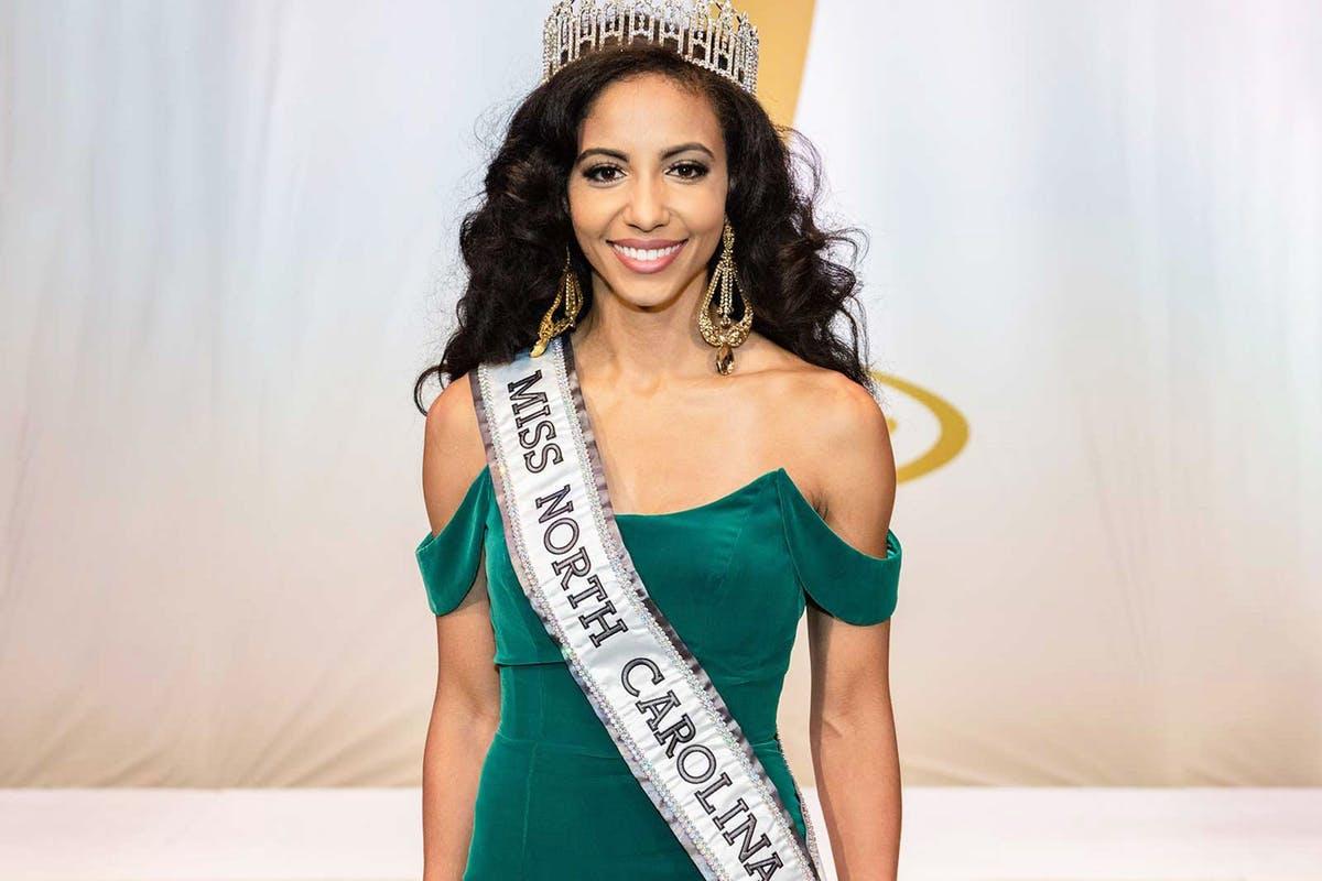 cheslie kryst, top 10 de miss universe 2019. - Página 2 Miss-u14