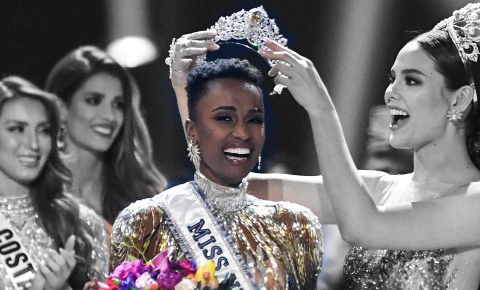 zozibini tunzi, miss universe 2019. Miss-u23
