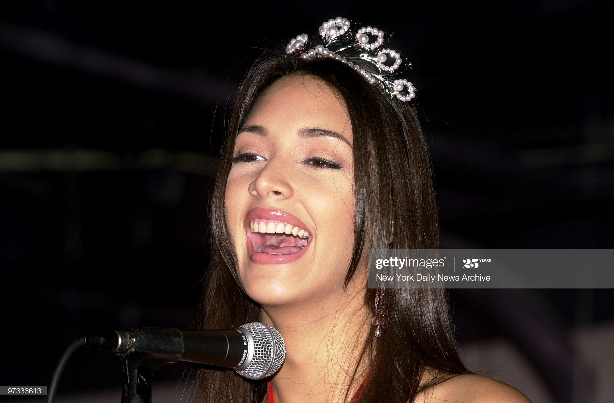 ════ ∘◦❁◦∘ ════ Amelia Vega, Miss Universe 2003. ════ ∘◦❁◦∘ ════ - Página 14 Miss-u62