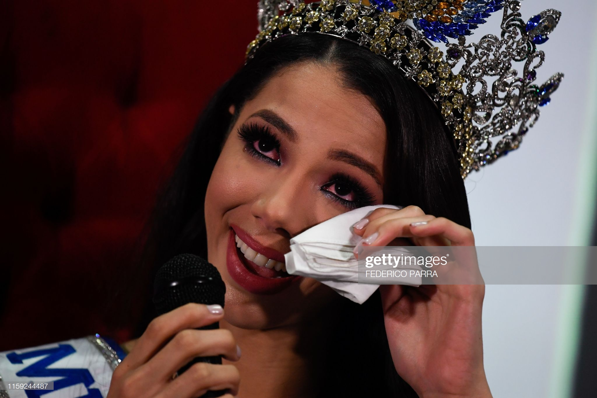 thalia olvino, top 20 de miss universe 2019. - Página 15 Miss-v16