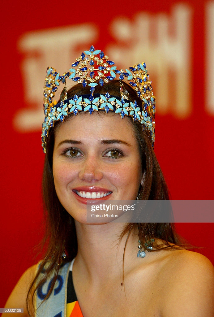 maria julia mantilla garcia (aka maju mantilla), miss world 2004. Miss-w12