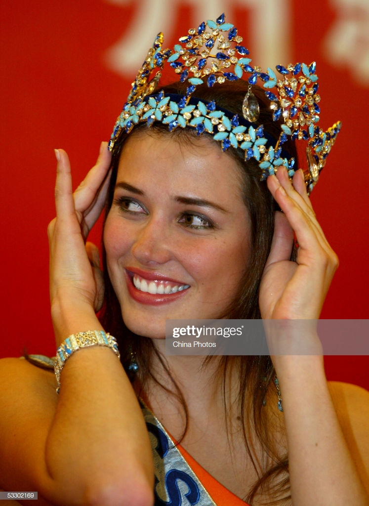 maria julia mantilla garcia (aka maju mantilla), miss world 2004. Miss-w14