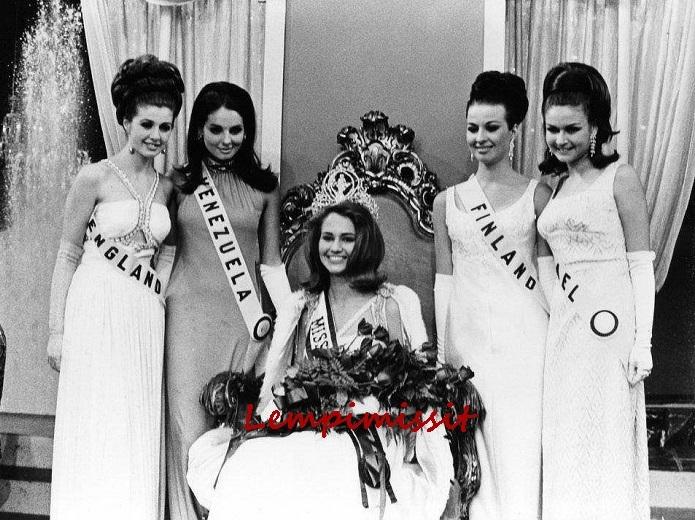 sylvia hitchcock, miss universe 1967. † - Página 2 Miss2010