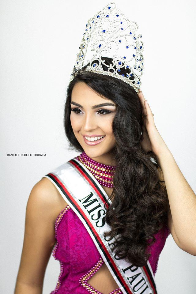 bianca lopes, miss sao paulo 2019. - Página 3 Miss2b11