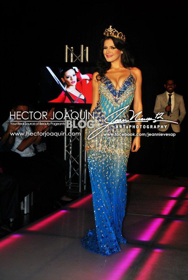 janelee chaparro, miss grand international 2013. Miss2b14