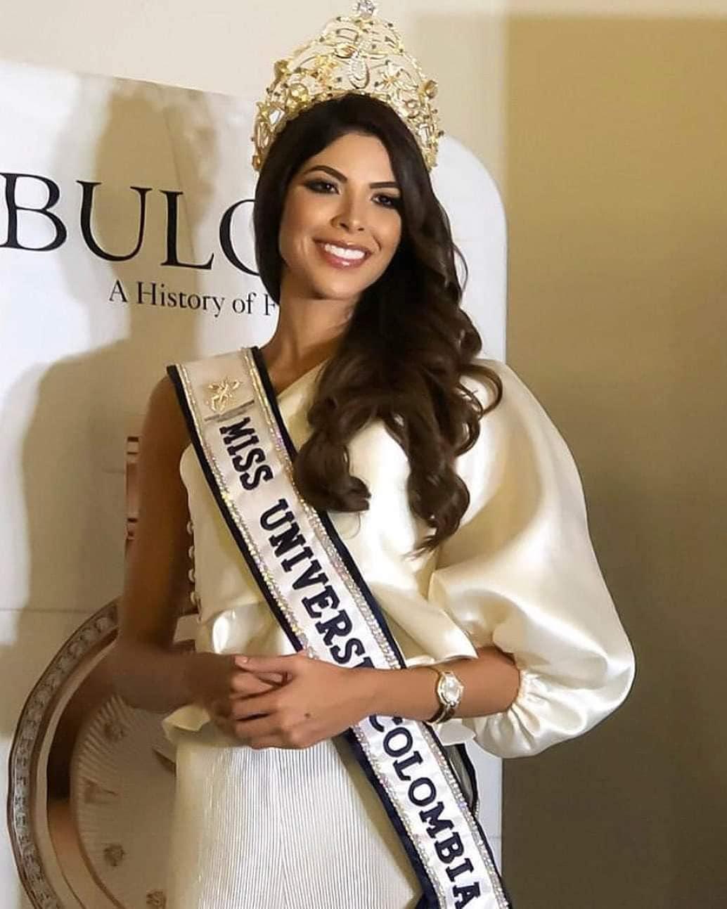 laura olascuaga, miss colombia universo 2020. - Página 6 Missan10