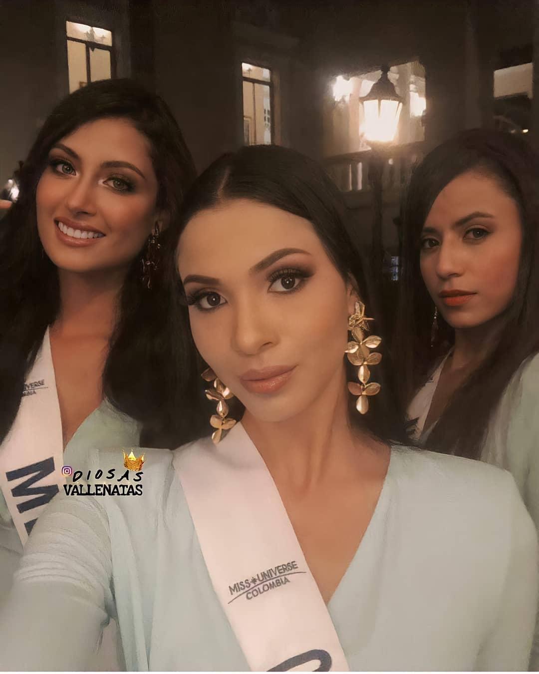 dayana cardenas, top 6 de miss colombia universo 2020. - Página 3 Missgr11