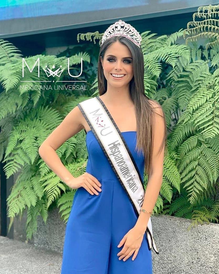 regina peredo, reyna hispanoamericana 2019. - Página 10 Missme15