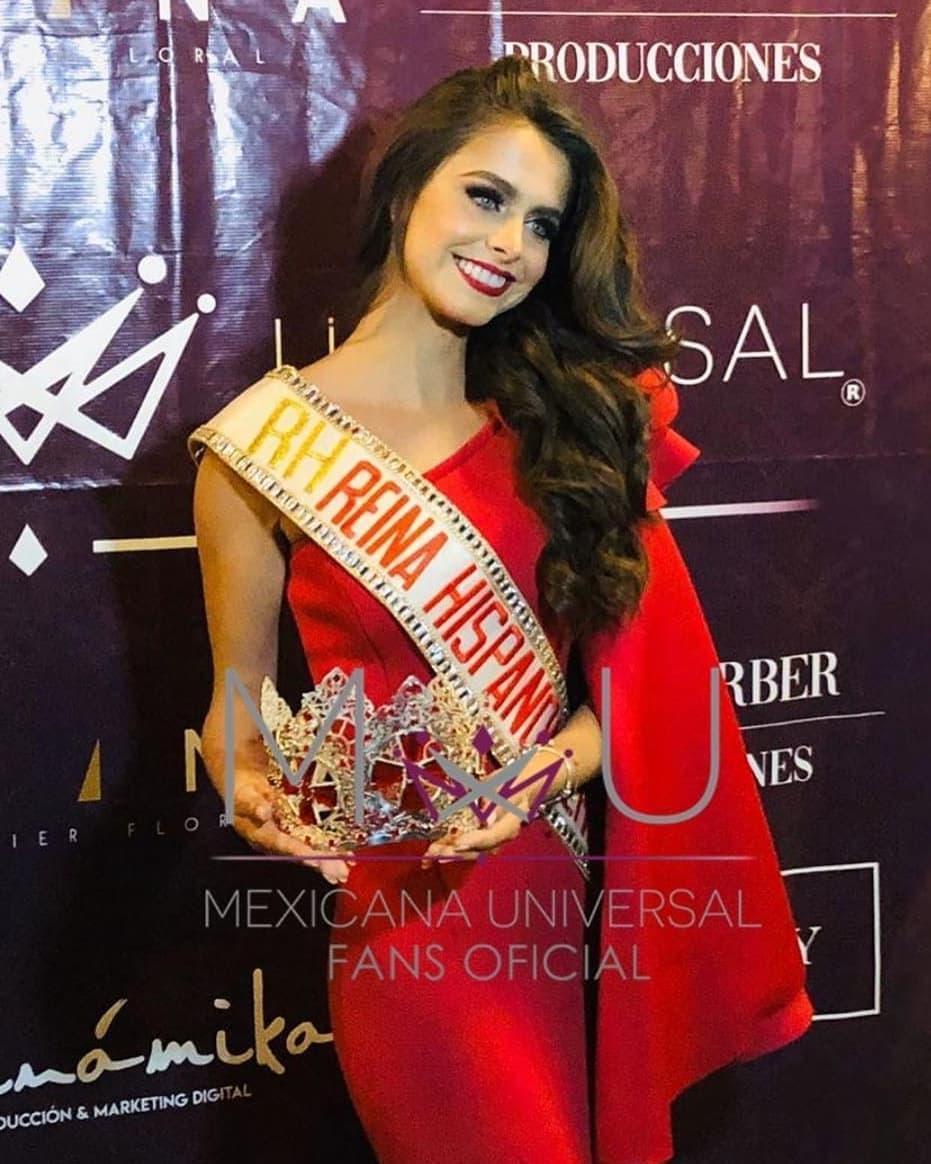 regina peredo, reyna hispanoamericana 2019. - Página 10 Missme17