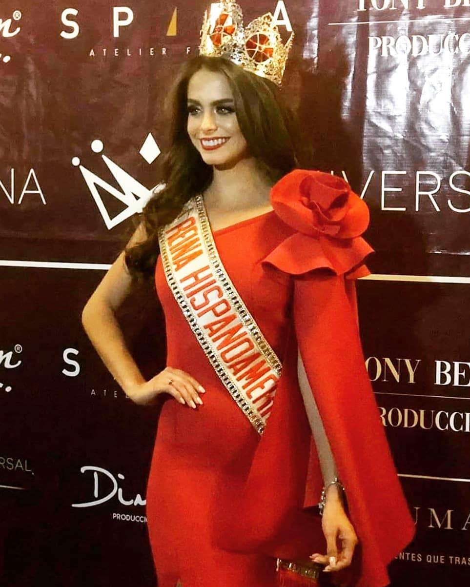 regina peredo, reyna hispanoamericana 2019. - Página 10 Missme19
