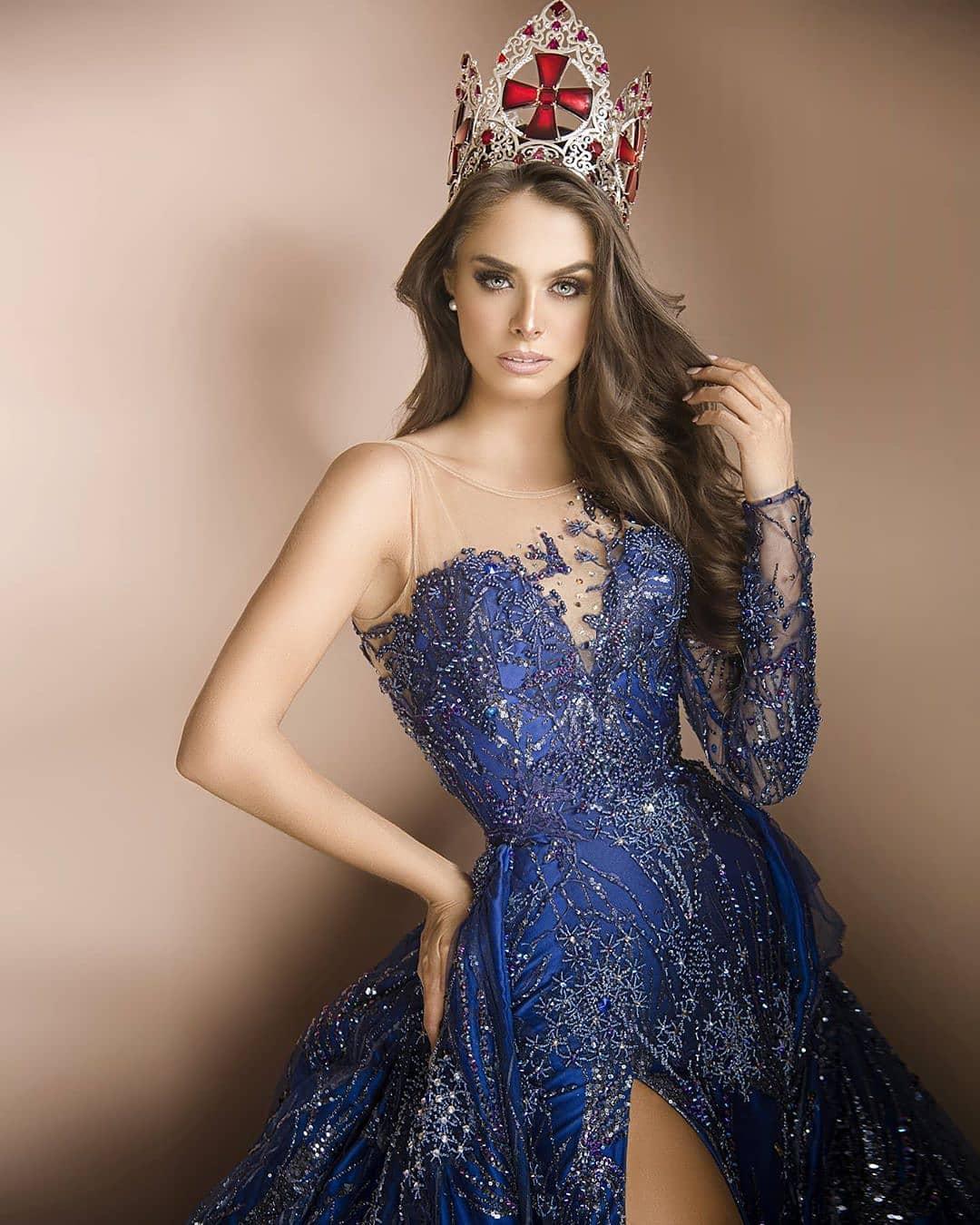 regina peredo, reyna hispanoamericana 2019. - Página 10 Missme20