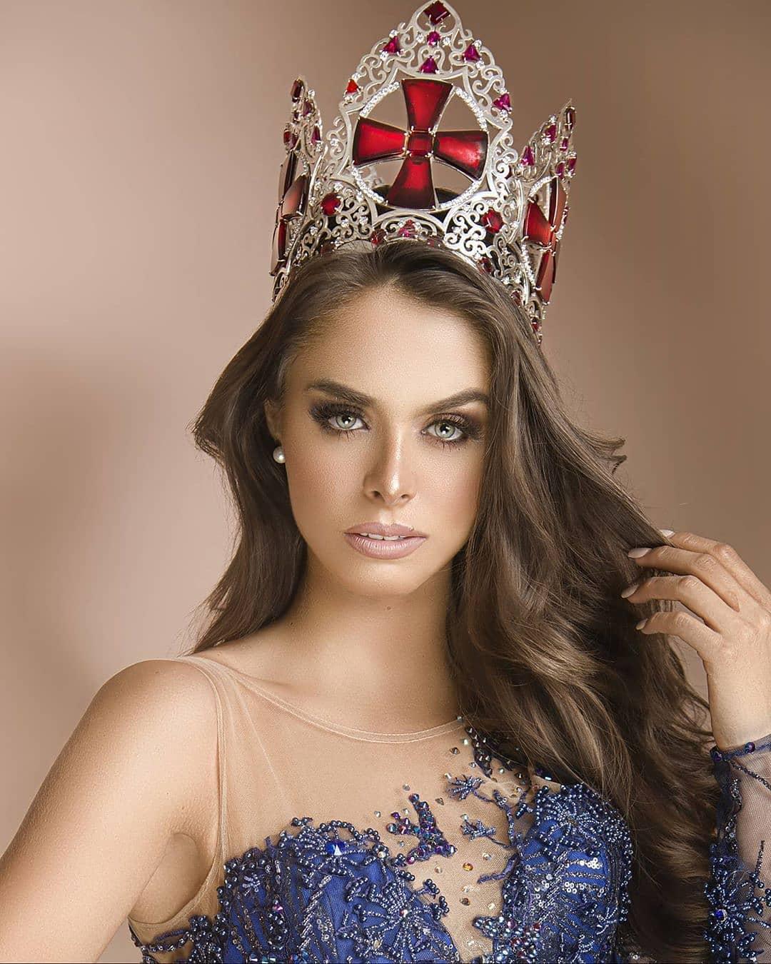 regina peredo, reyna hispanoamericana 2019. - Página 10 Missme21