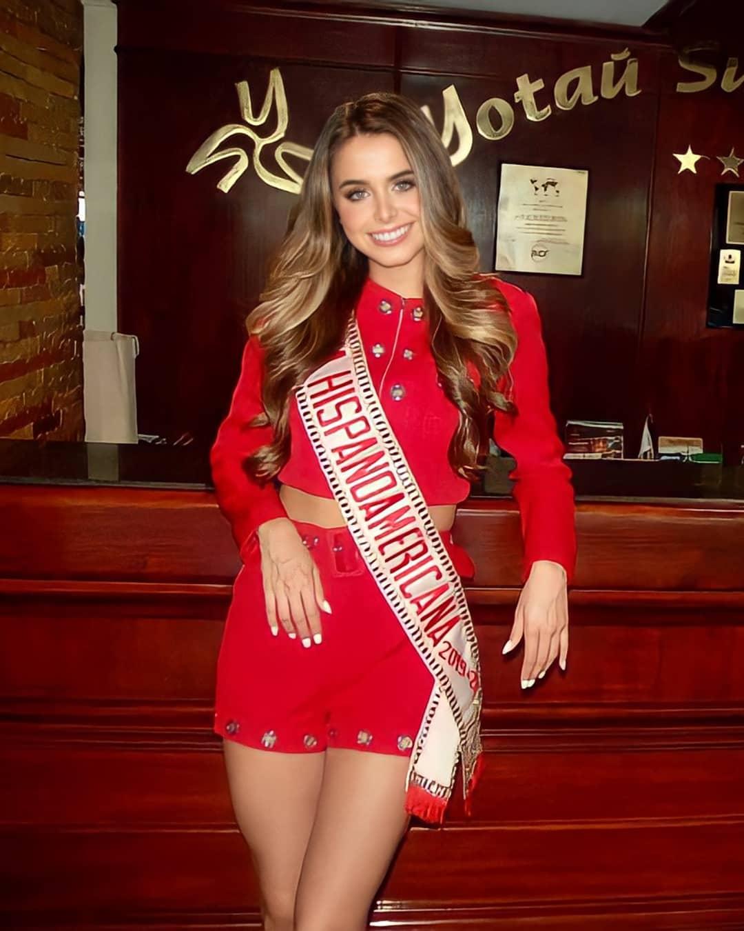 regina peredo, reyna hispanoamericana 2019. - Página 11 Missme32