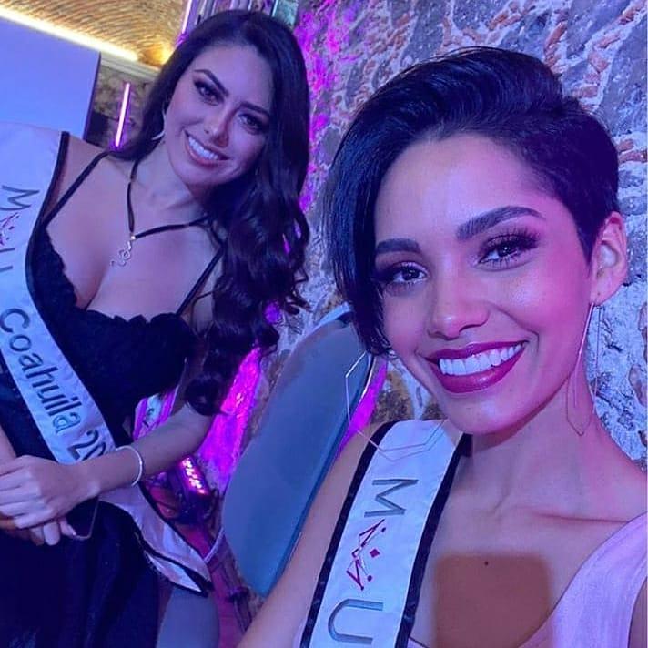 ana lucila linaje, mexicana universal coahuila 2020. - Página 4 Missme35