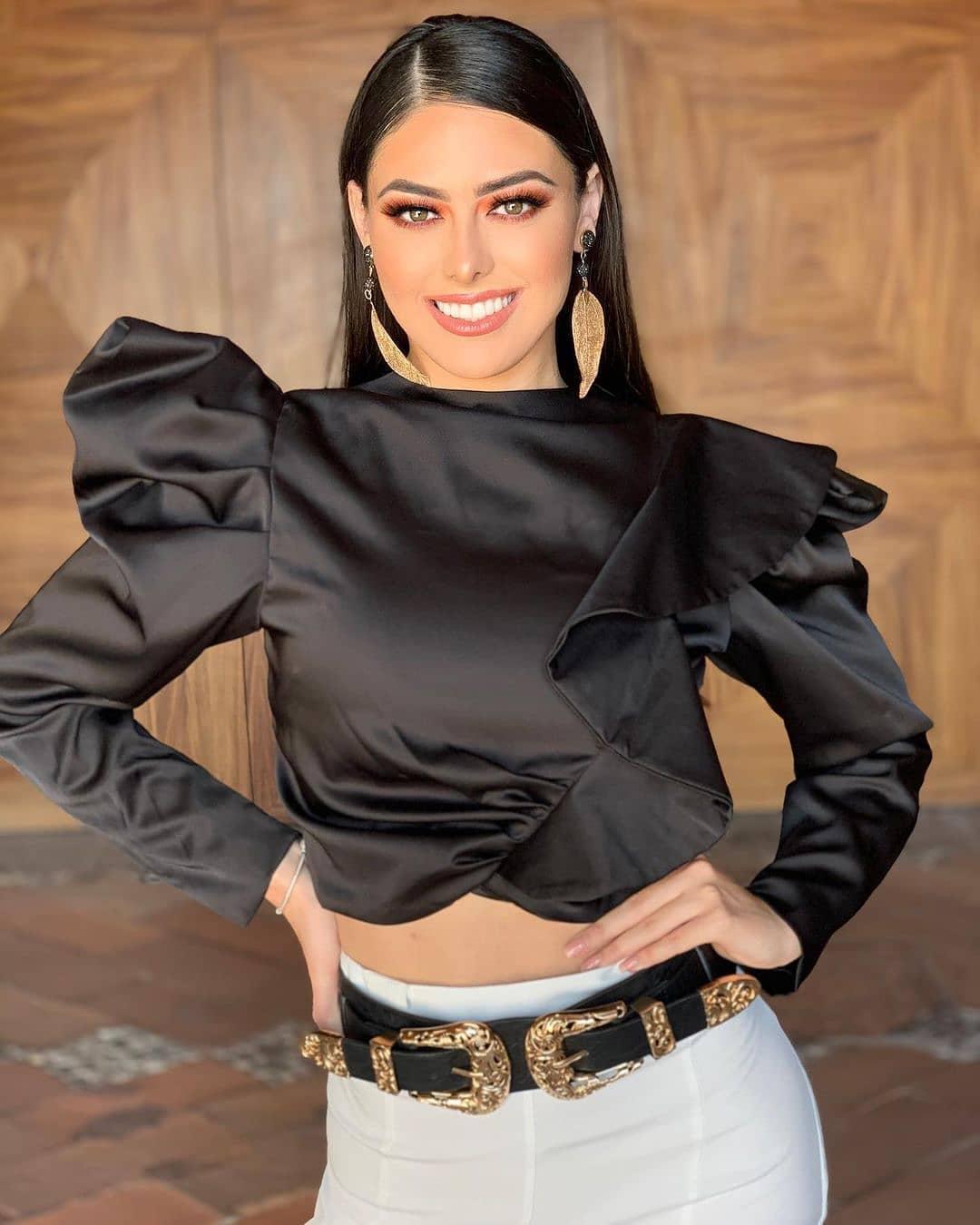 ana lucila linaje, mexicana universal coahuila 2020. - Página 4 Missme39