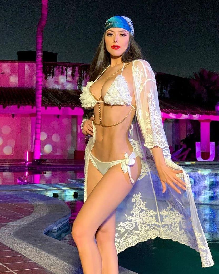 ana lucila linaje, mexicana universal coahuila 2020. - Página 5 Missme42