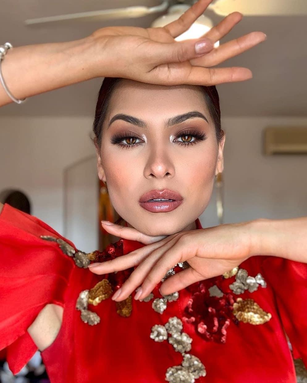 andrea meza, mexicana universal 2020/1st runner-up de miss world 2017. - Página 52 Missme53