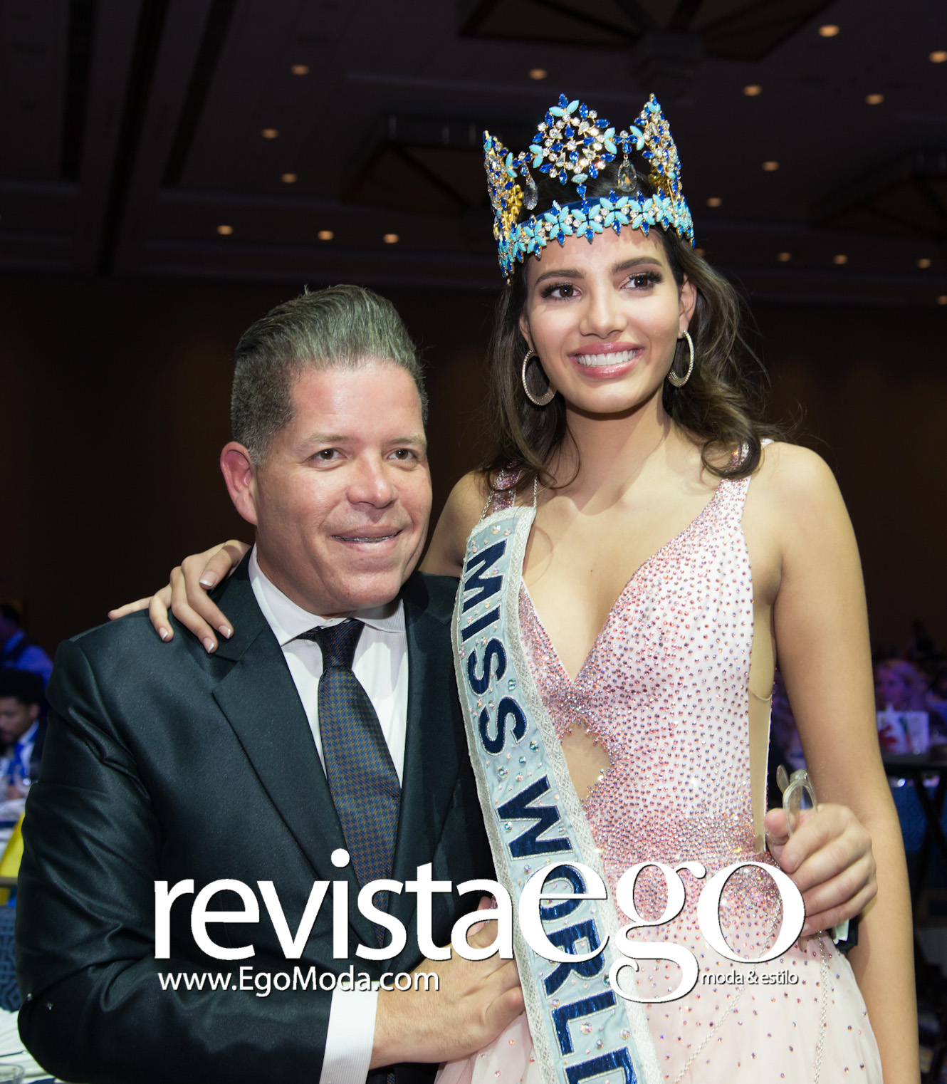 stephanie del valle, miss world 2016. - Página 3 Missmu30