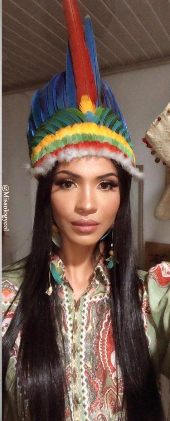 dayana cardenas, top 6 de miss colombia universo 2020. - Página 3 Missol10