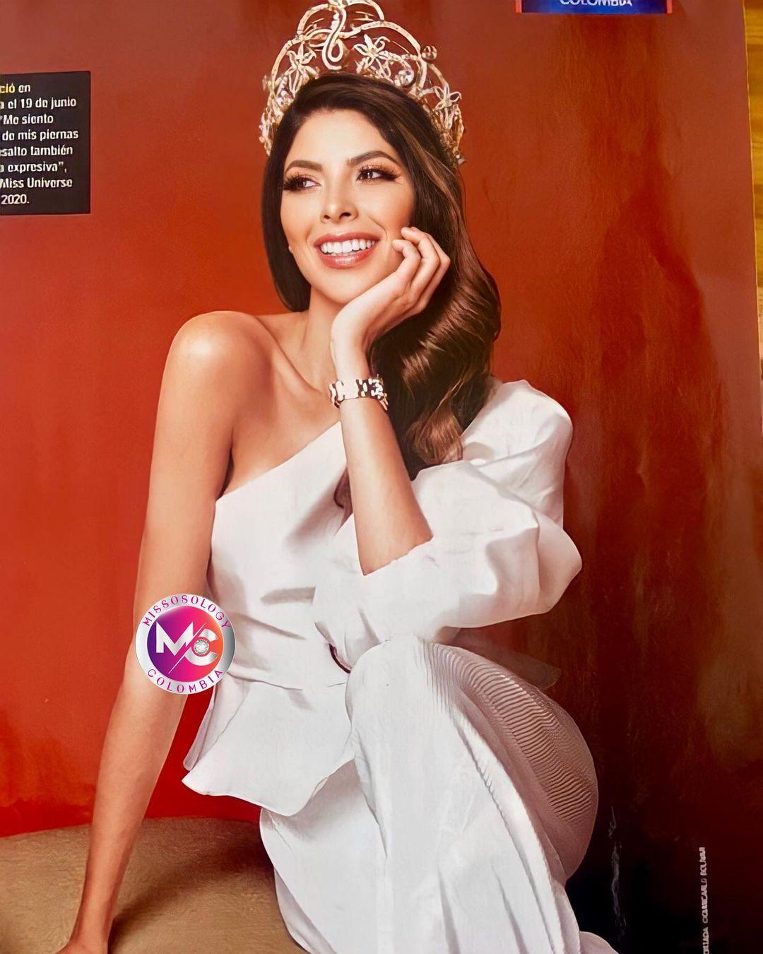 laura olascuaga, miss colombia universo 2020. - Página 6 Missos27