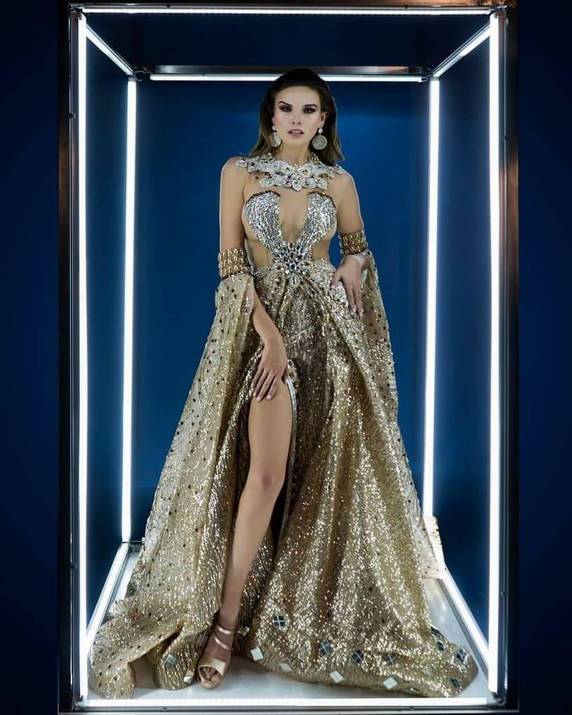 ana karen bustos gonzales, miss charm mexico 2020/miss earth mexico 2017. - Página 25 Missos31