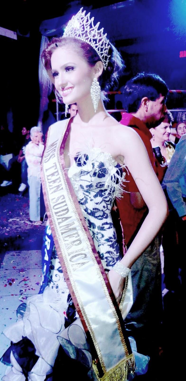 amanda paggi, miss teenager brasil 2012.  - Página 2 Misste11
