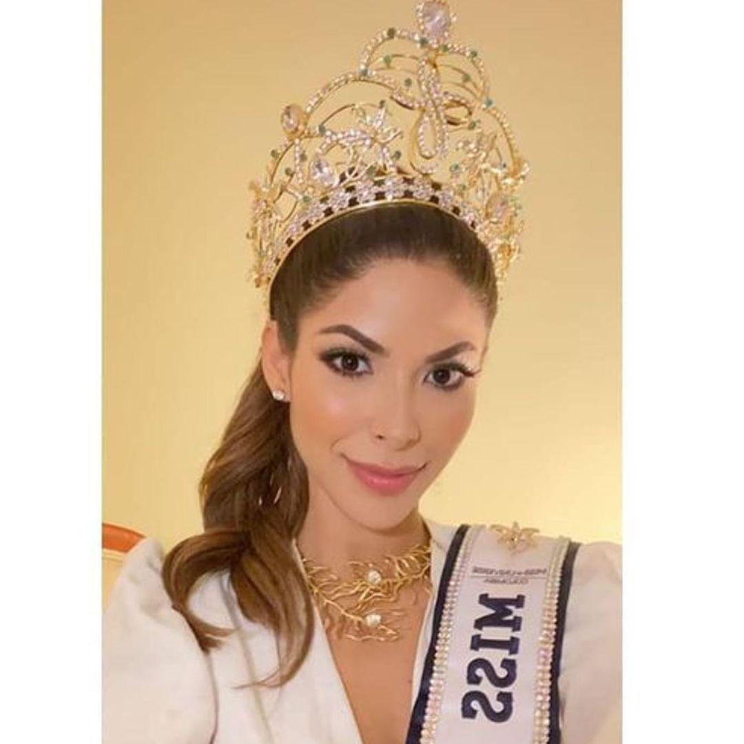 laura olascuaga, miss colombia universo 2020. - Página 5 Missun14
