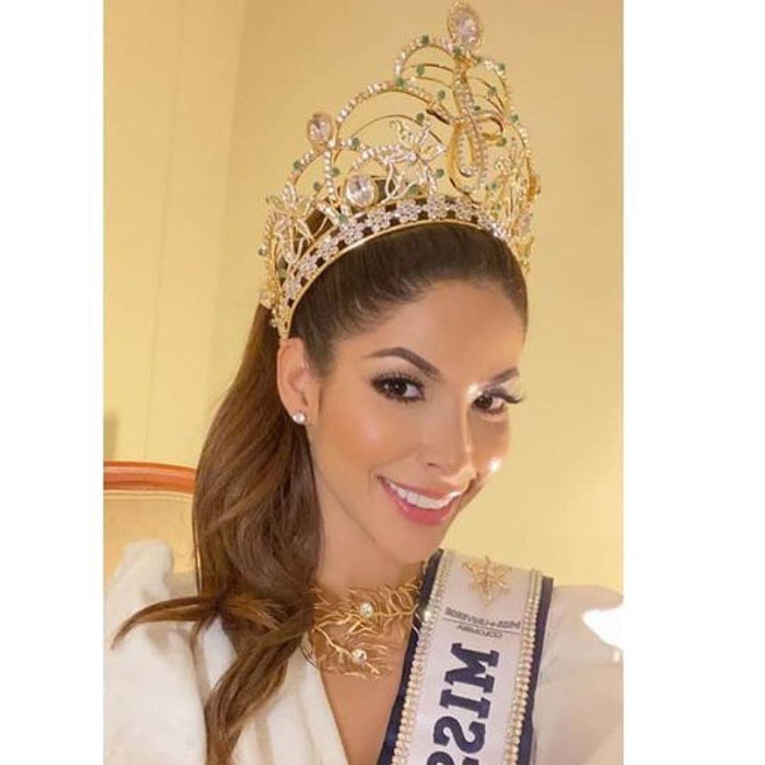 laura olascuaga, miss colombia universo 2020. - Página 5 Missun15