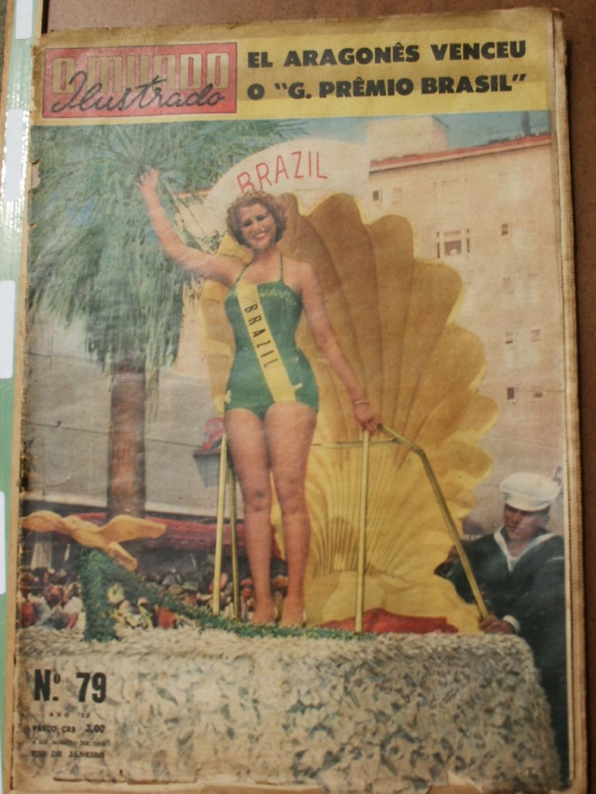 martha rocha, top 2 de miss universe 1954. primeira brasileira a participar de miss universe.†  - Página 3 Mundo-10