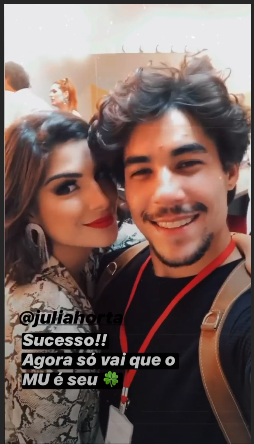 julia horta, top 20 de miss universe 2019. - Página 2 Munhe178