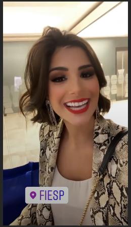 julia horta, top 20 de miss universe 2019. - Página 2 Munhe180