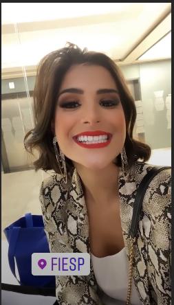 julia horta, top 20 de miss universe 2019. - Página 2 Munhe181
